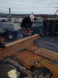 Preparing Wood Sleepers